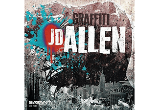 Jd Allen - Graffiti - (CD)