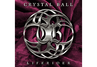 Crystal Ball - Liferider (Ltd.Digipak) - (CD)