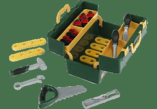 BOSCH Werkzeugkoffer Werkzeugkoffer, Grün/Gelb