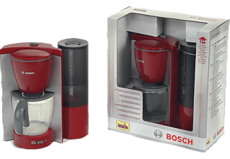 BOSCH Kaffeemaschine Kaffeemaschine (Kinderspielzeug) Rot/Grau