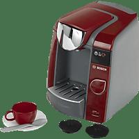 BOSCH Tassimo Kaffeemaschine Kaffeemaschine (Kinderspielzeug), Rot/Grau