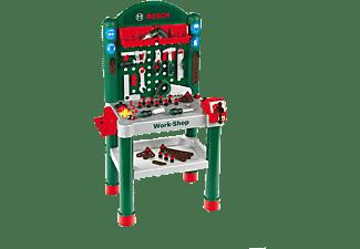 BOSCH Werkbank (Kinderspielzeug) Rollenspielzeug Mehrfarbig