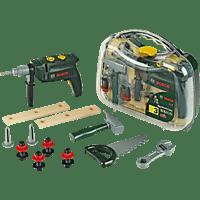 BOSCH Werkzeugkoffer Werkzeugkoffer (Kinderspielzeug), Grün/Transparent