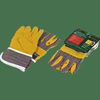 BOSCH Paar Arbeitshandschuhe Arbeitshandschuhe (Kinderspielzeug), Gelb/Grau
