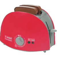 BOSCH Toaster Toaster (Kinderspielzeug), Rot/Grau