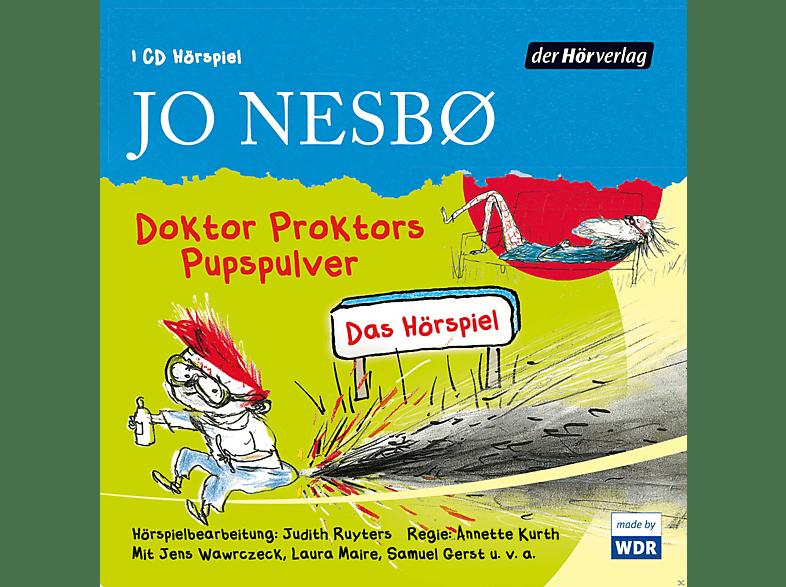 Doktor Proktors Pupspulver - (CD)
