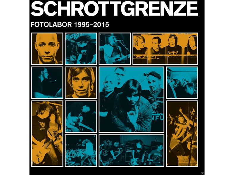 Schrottgrenze - Fotolabor 1995-2015 [CD]