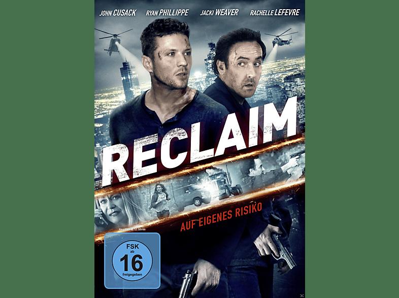 Reclaim - Auf eigenes Risiko [DVD]