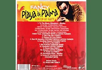 Fancy, Latoya Turner, Coconut Boys, Zabadak Band - Playa De Palma Nonstop - Hit-Parade  - (CD)