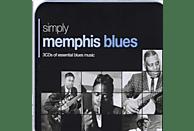 VARIOUS - Simply Memphis Blues [CD]
