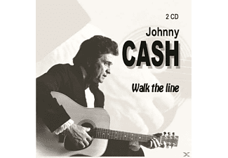 Johnny Cash - Walk The Line - (CD)