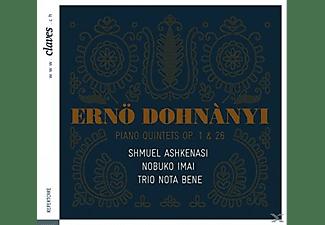Trio Nota Bene - Klavierquintette Nrn.1 und 2  - (CD)