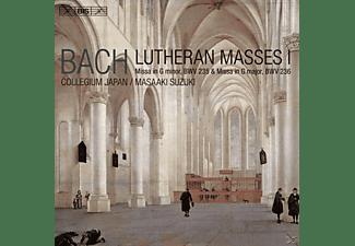 Suzuki Masaaki - Die Lutherischen Messen  - (SACD)