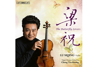 Siqing Lu - The Butterfly Lovers - (SACD Hybrid)