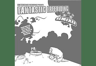VARIOUS - Fantastic Freeriding-Remixes  - (Vinyl)