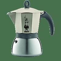 BIALETTI 4832 Moka 6-tlg. Espressokocher Champagnerfarben