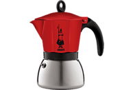 BIALETTI 4922 Moka Induktion Espressokocher Rot