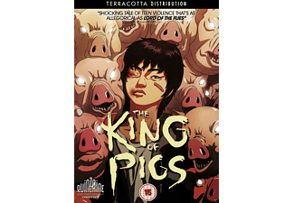 The King of Pigs - (DVD)