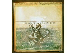 Wellwater Conspiracy - THE WELLWATER CONSPI  - (CD)