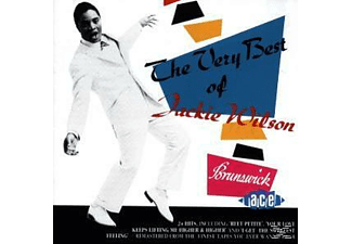 Jackie Wilson - VERY BEST OF... - (CD)