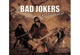 Bad Jokers - Da Kommen Wir Her  - (CD)