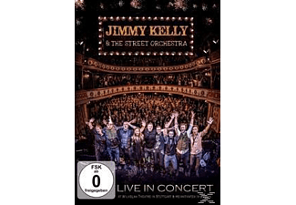 Kelly,Jimmy/Street Orchestra,The - Live In Concert  - (DVD)