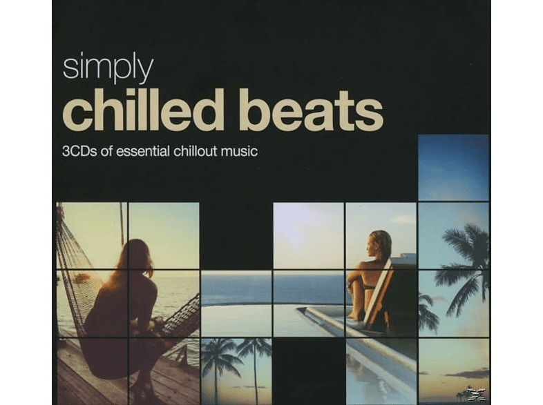 VARIOUS - Simply Chilled Beats [CD]