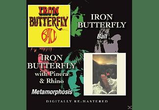 Iron Butterfly - Ball/Metamorphosis  - (CD)