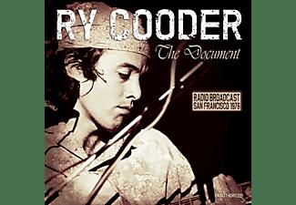 Ry Cooder - The Document/Radio Broadcast  - (CD)