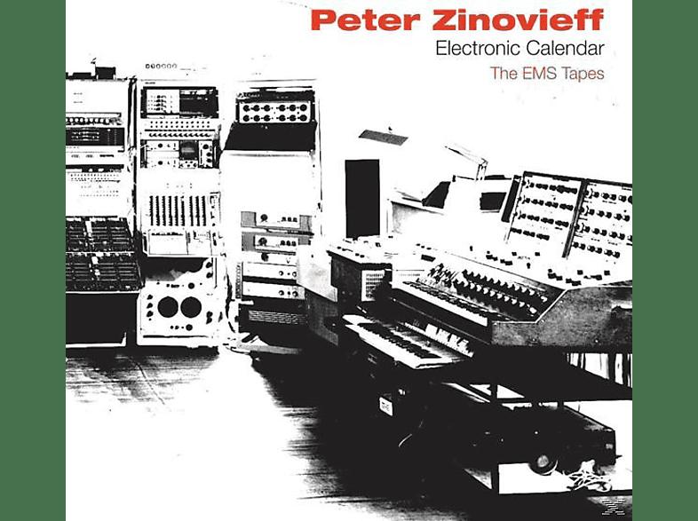 Peter Zinovieff - The Electronic Calendar: The Ems Ta [CD]