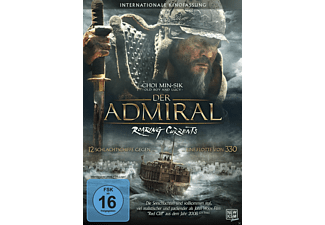 Der Admiral - Roaring Currents - (DVD)