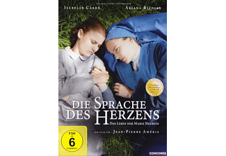 Die Sprache des Herzens - Das Leben der Marie Heurtin DVD