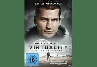 Virtuality - Killer im System  DVD