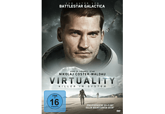 Virtuality - Killer im System - (DVD)
