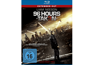 96 Hours - Taken 3 - (Blu-ray)