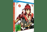 Magi: The Kingdom of Magic - Box 3 [Blu-ray]