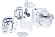 BOSCH MUM4657 Profimixx 46 Küchenmaschine Weiß 550 Watt