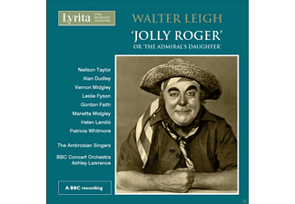 VARIOUS, Ambrosian Singers, BBC Concert Orchestra - Jolly Roger - (CD)