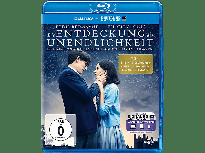 Die Entdeckung der Unendlichkeit  [Blu-ray]