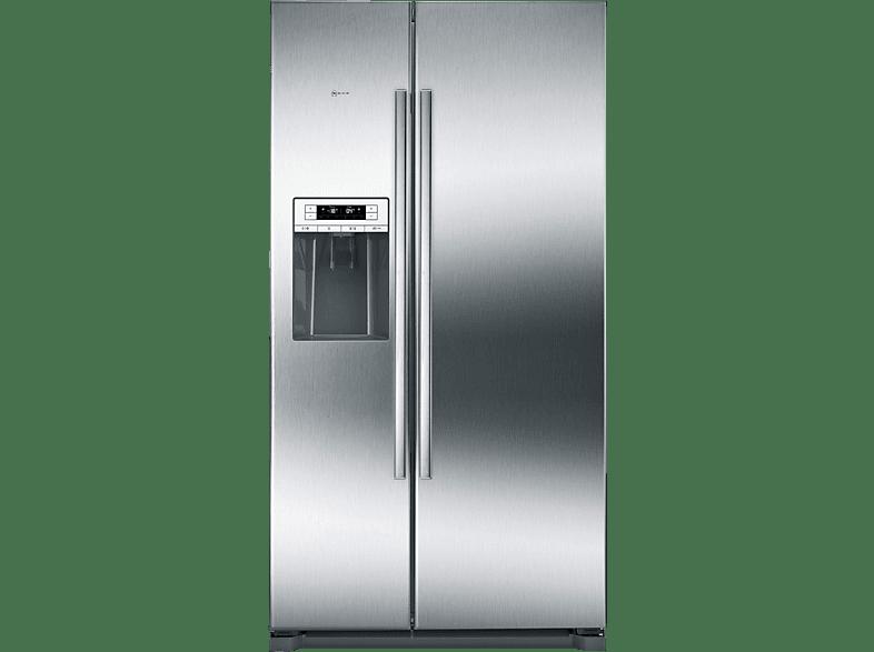 NEFF KSA 788 A1 - KA3902I20  Side-by-Side (436 kWh/Jahr, A+, 1770 mm hoch, Edelstahl)