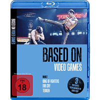 Based On: Video Games [Blu-ray]