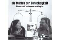 Angelika Sacher & Klaus Bergma - Die Mühlen Der Gerechtigkeit [CD]