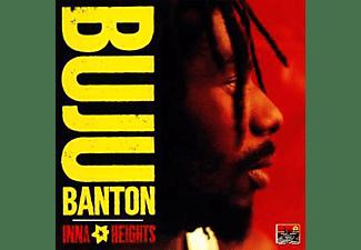 Buju Banton - Inna Heights  - (Vinyl)