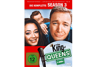 The King of Queens - Staffel 3 - (DVD)