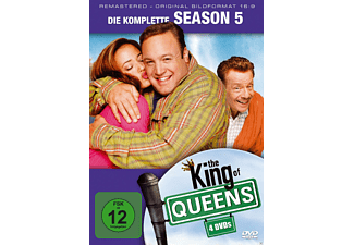 The King of Queens - Staffel 5 DVD