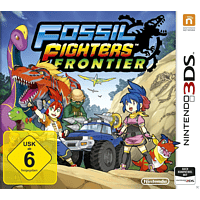Fossil Fighters Frontier - [Nintendo 3DS]