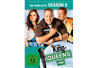 The King of Queens - Staffel 8 - (DVD)