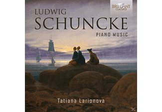 Tatiano Larionova - Piano Music - (CD)