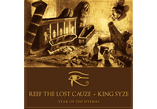 Reef The Lost Cauze, King Syze - Year Of The Hyenas - (CD)