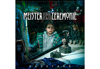 Basstard - Meister Der Zeremonie (Liquidium Edition)  - (CD)